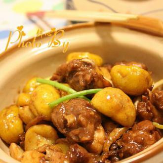 栗子鸡锅的做法_如何做好吃图文