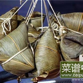 猪肉粽子的做法和配料怎么做呢?