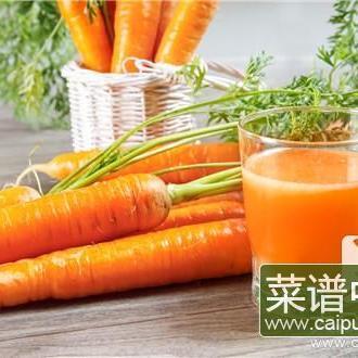 胡萝卜苹果汁有没有危害?