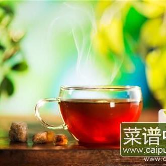 姜红茶减肥效果好吗?