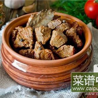辣炒牛肉丁的不同制作方法