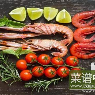 小龙虾与什么食物相克?