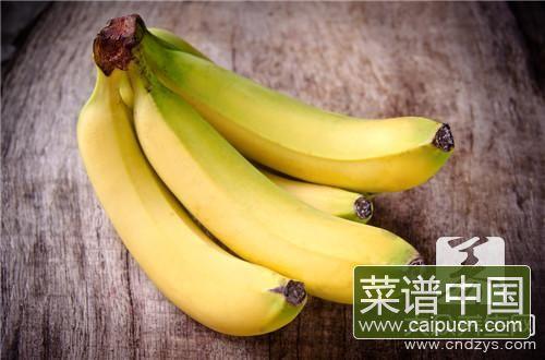 香蕉肉桂一起煮水功效好吗?
