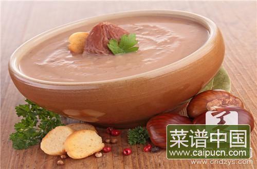 排骨鱼胶汤的做法