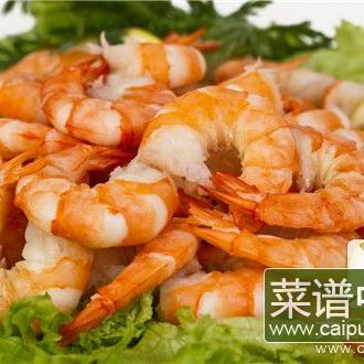 冷冻虾仁怎么去腥味?