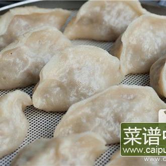 微波炉煮速冻水饺