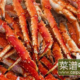 梭子蟹一次吃多少