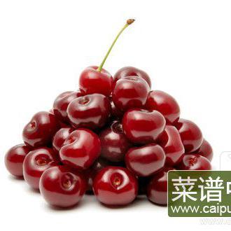 樱桃的功效作用有哪些?