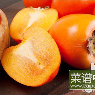 牙痛能吃柿子吗