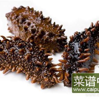 海参可以生吃吗