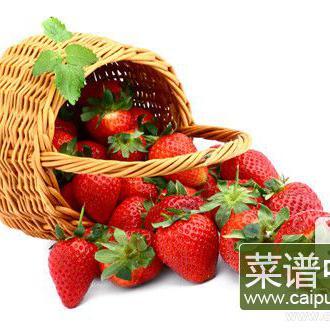 冰糖煮草莓
