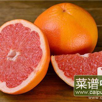 红心柚子的热量
