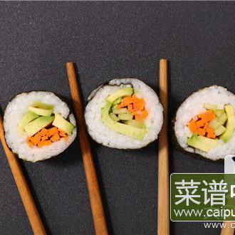 吃寿司的好处