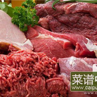 猪肉能不能吃