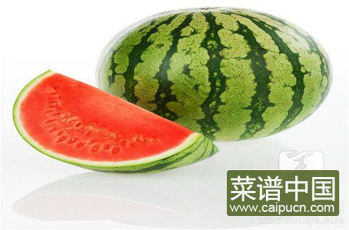 西瓜和白糖能一起吃吗