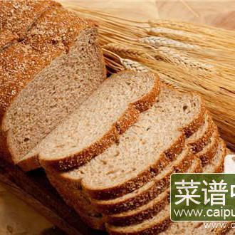 粗粮面包的热量