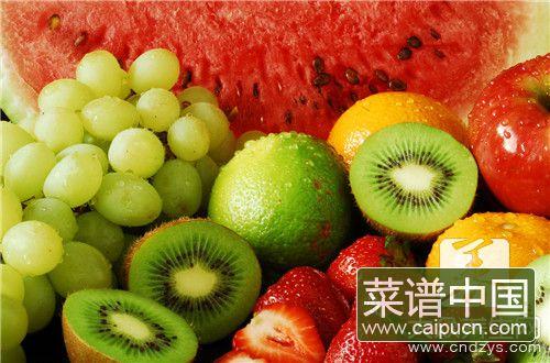 来列假吃什么水果好