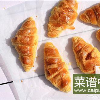 欧式面包的做法和配方