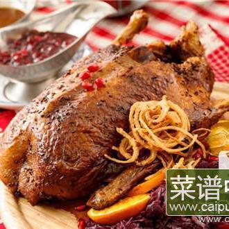 鸭肉炒茄子的家常做法