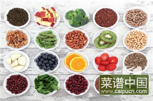 含碘高的食物和水果