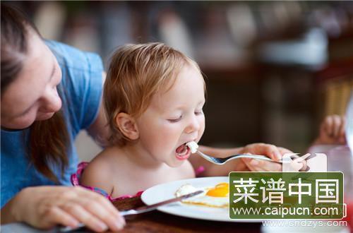 婴幼儿早餐食谱