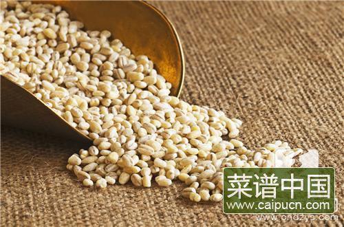红豆薏米茶的功效减肥