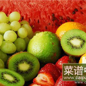 忌生冷食物能吃水果吗