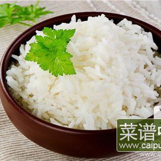 怎么用电饭煲蒸米饭