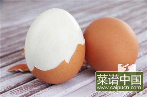煮鸡蛋好剥皮绝招有哪些?