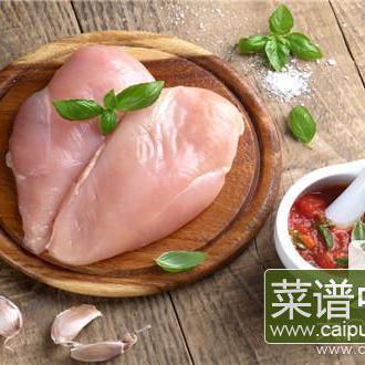 吃一个月鸡胸肉会瘦吗