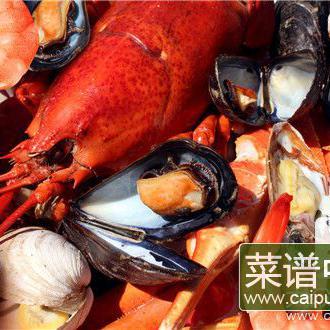 海鲜和维生素c一起吃