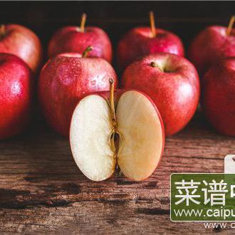 苹果蜂蜜汁的功效