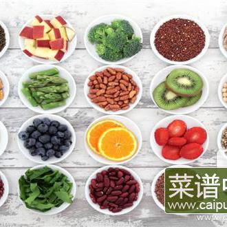 高碘食物一览表