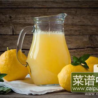 黄糖柠檬的功效与作用