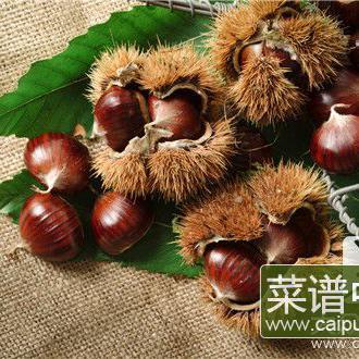 板栗含有哪些营养成分