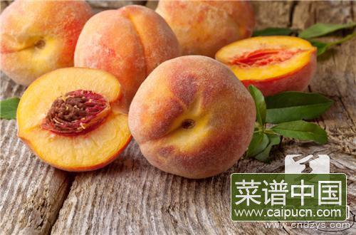 桃子不可以和什么一起吃