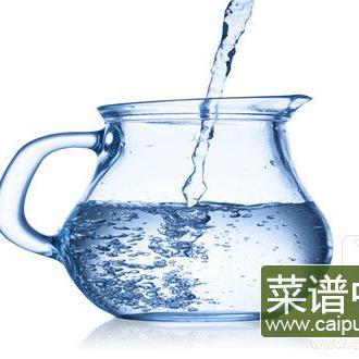 水中含有哪些矿物质 _营养物质_营养价值