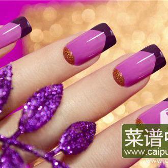 手指颜色发紫 _手指甲_起因