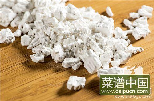 生石灰作用是什么?