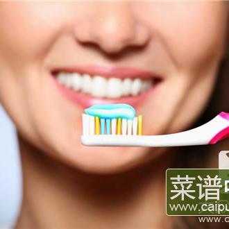 牙膏中的氟有什么作用 _用处_功效