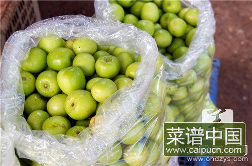 台湾牛奶大青枣禁忌