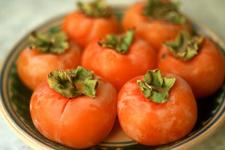 独特妙招捂柿子